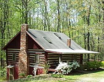 Cabin in Spring - Cozy Log Cabin-- Your Private 8 Acre Retreat - Hendersonville - rentals
