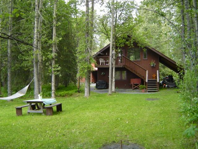 Guesthouse & Yard - Jewel of the North - Private Riverside Guesthouse - Moose Pass - rentals