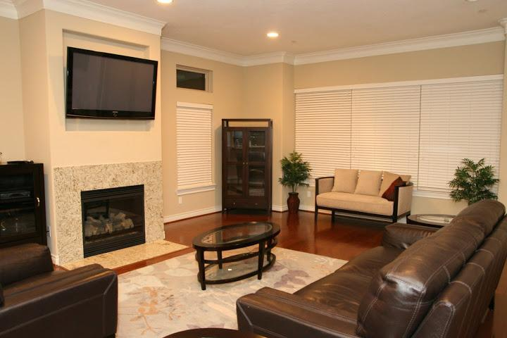Living Room - Modern Luxury in Downtown Houston - Houston - rentals