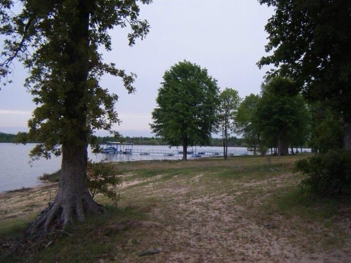 lake side at Bob's Cove - Eufaula OK, Sandy Bass Bay 3,  2 Bdr House, 8 ppl. - Eufaula - rentals