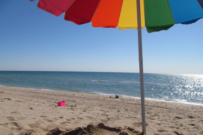 Hang out on beach under umbrella - Relax & Rejuvenate in Paradise - Puerto Penasco - rentals