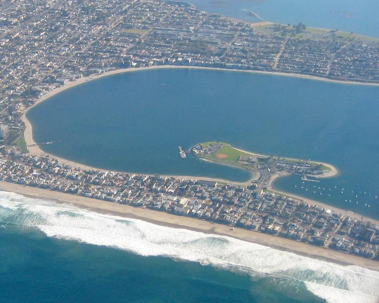 Our Beach and Bay - The Rays of Mission beach in San Diego - San Diego - rentals