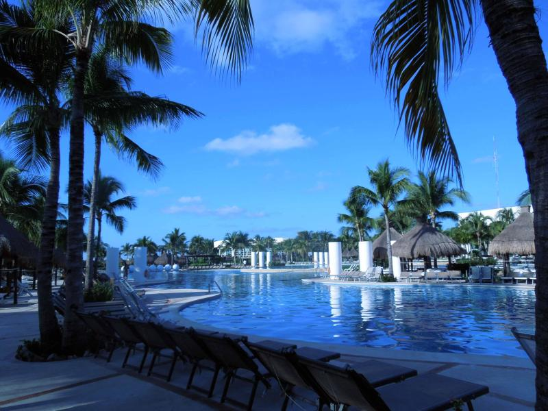 Morning in Paradise - Mayan Palace Riviera Maya - Luxury suites - Playa del Carmen - rentals