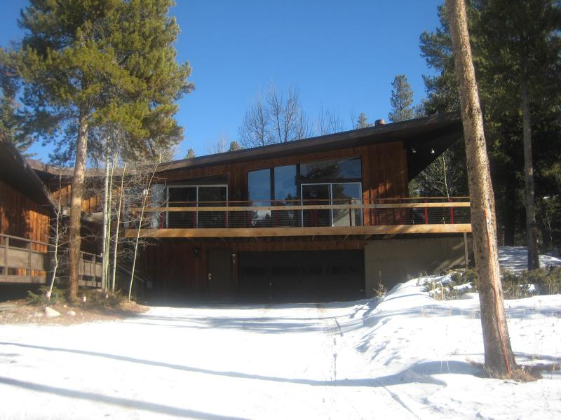 Family-Style Mountain Home - Historical Mountain Ski House -- Perfect Location - Breckenridge - rentals