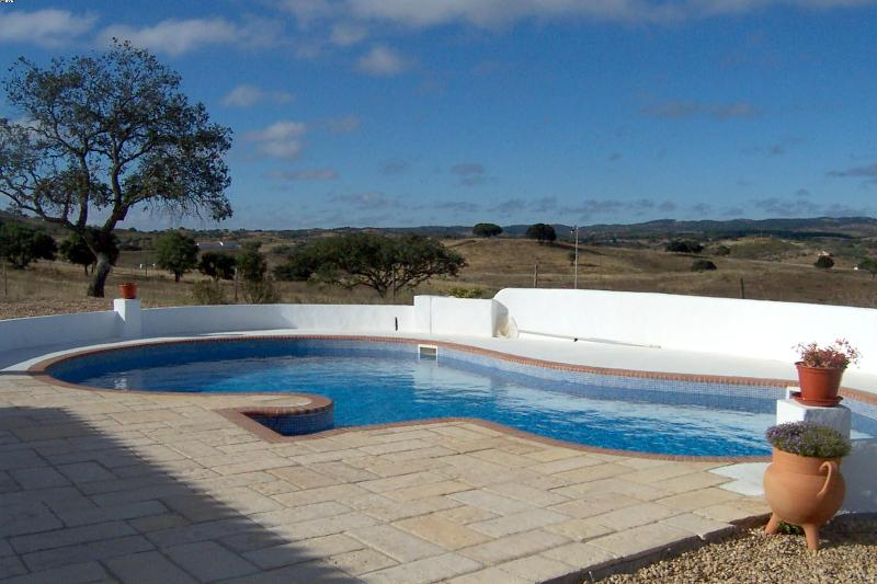 Pool with views - Quinta de Santa Cecilia - Casa Bonita - Garvao - rentals