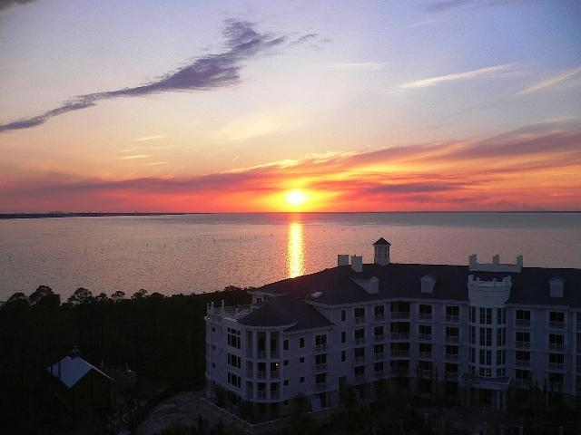 view from your balcony - Grand Sandestin - Sandestin - rentals