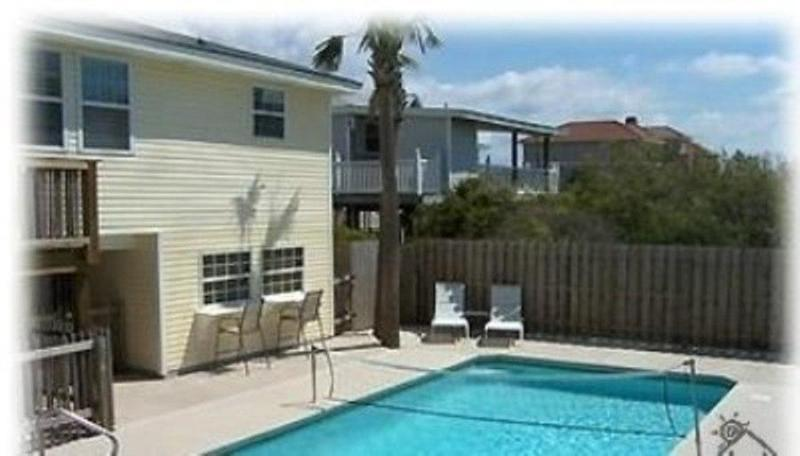 Private Pool 16x32 Sport Bottom - Summerwind Destin Private Pool Gated Community - Destin - rentals