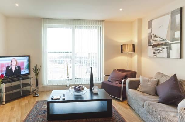 St George Wharf: Central London, Fantastic Views - Image 1 - London - rentals