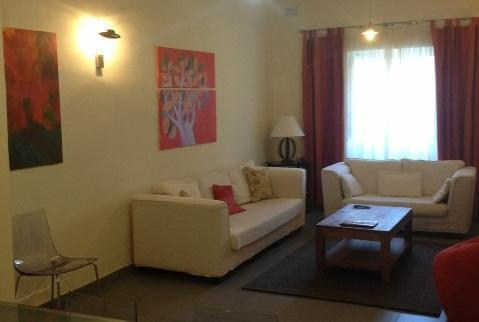 Living room - Spacious 2 bedroom Apartment in Sliema, Malta - Sliema - rentals