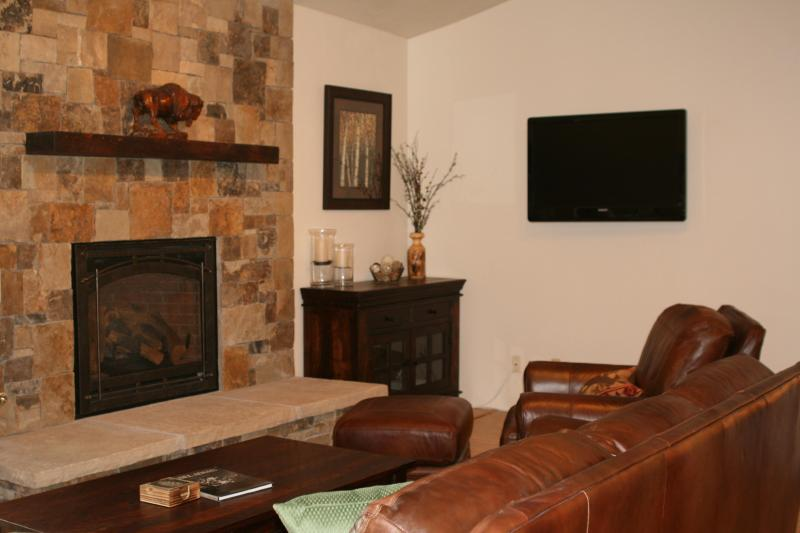 Gas Fireplace - 2/2.5 Cozy and Convenient - Close to Town and Lift - Breckenridge - rentals