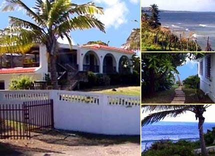 The Reefhouse - The Reefhouse, a 3BR Oceanfront Villa, Vieques - Cabo Rojo - rentals