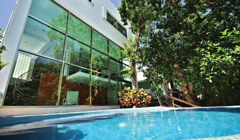 Swimming pool - Villa Marmol - Mayan Villa Collection - Playa del Carmen - rentals