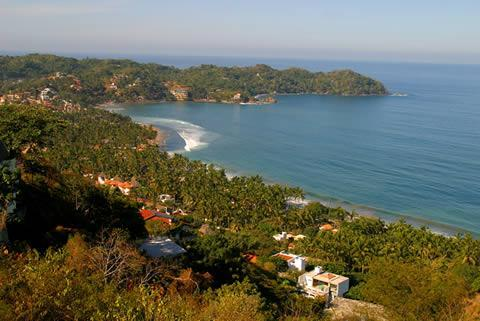 Sayulita Coast Line - Hacienda Roja One to Six Bedrooms - Sayulita - rentals