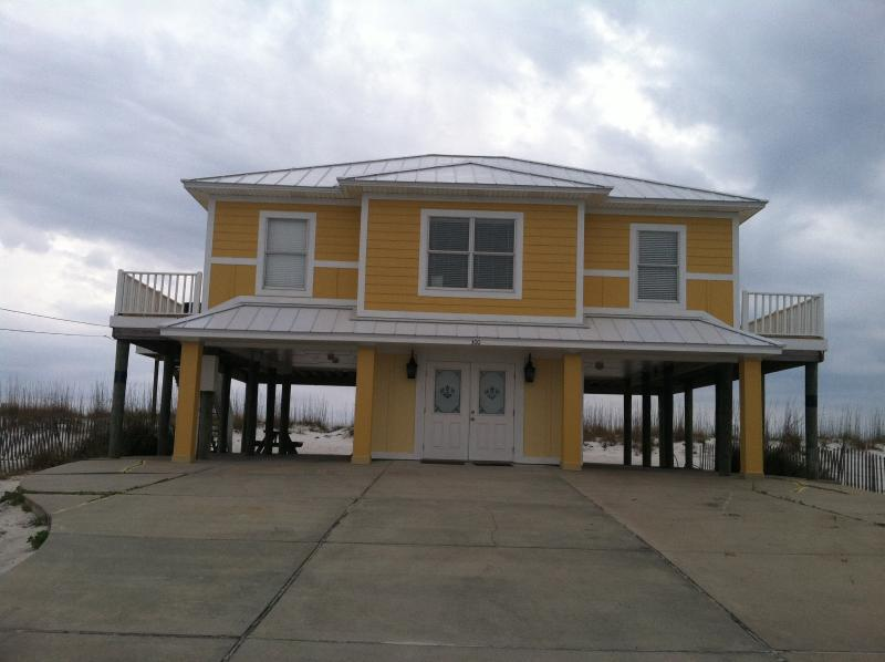 Pensacola Beach Gulf Front Cottage - Image 1 - Pensacola Beach - rentals