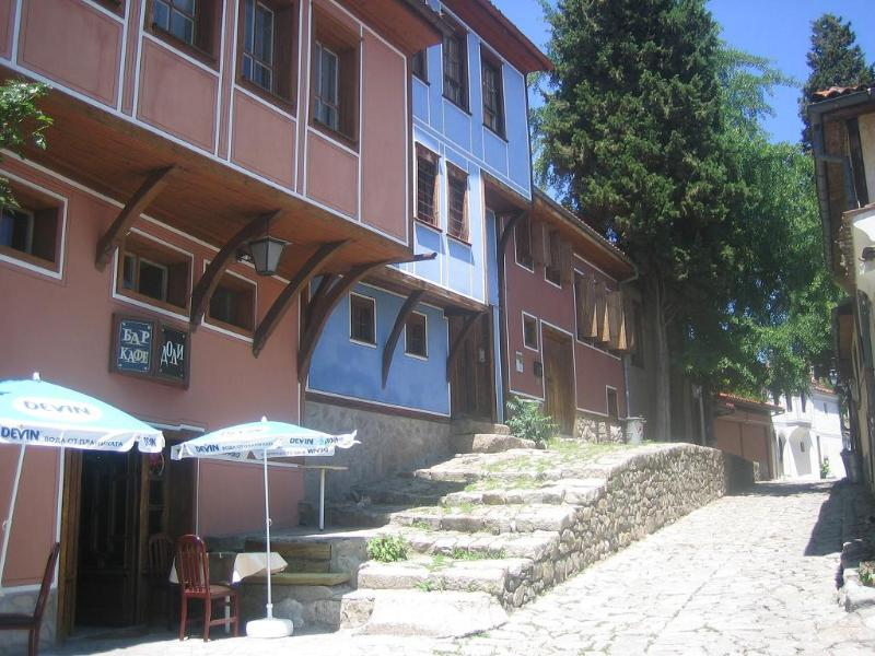 The brown house by the tree - House in the ancient Roman town of Plovdiv. - Plovdiv - rentals