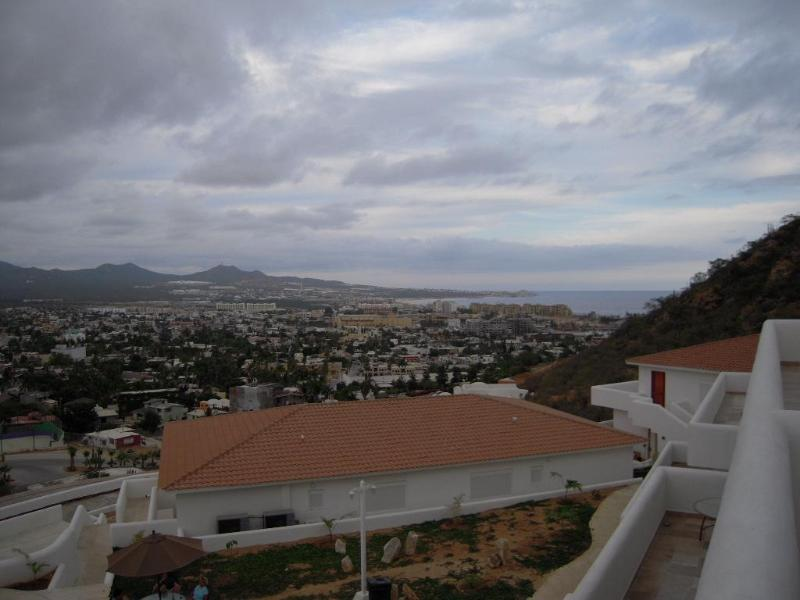 View from Balcony - Condominium close to downtown - Cabo San Lucas - rentals