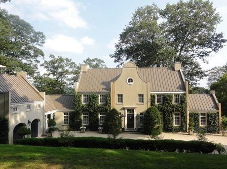 Approach of the House - Sophisticated & Intimate New England Country House - Washington - rentals