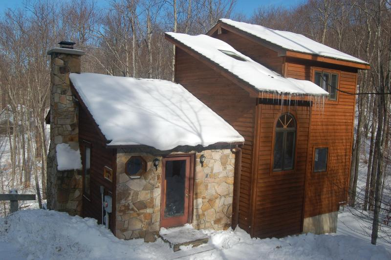 Winter Wonderland - 3 Bedroom Home on Ski Slope Canaan Valley WV - Canaan Valley - rentals