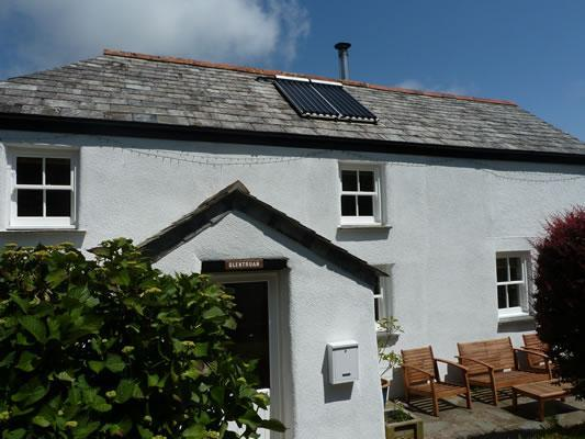Glentruan Holiday Cottage - 3 Bedroom Holiday Cottage in Rural North Cornwall - Bude - rentals