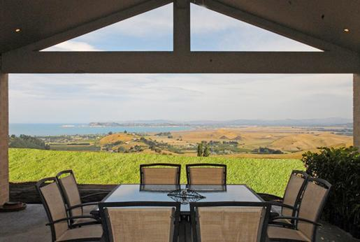 Alfresco at Tequila Sunrise - Tequila Sunrise - Napier Bed and Breakfast. - Napier - rentals