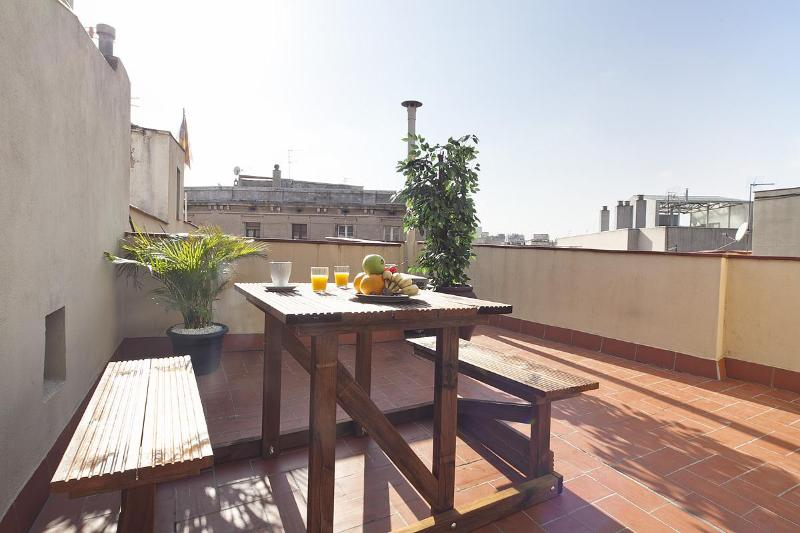 Cozy apartment in Born near Parc Ciutadella(31) - Image 1 - Barcelona - rentals