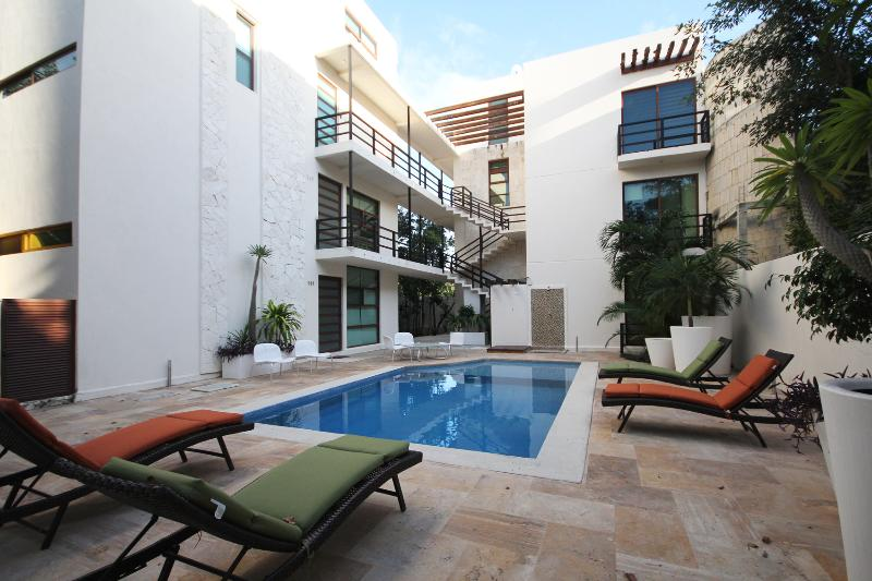 View of building - Tulum Condos - Best Location in Tulum - Playa del Carmen - rentals