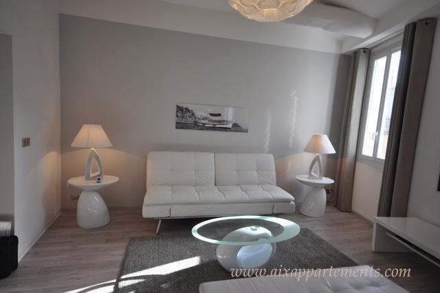 Apartment Couronne center town Aix - Image 1 - Aix-en-Provence - rentals