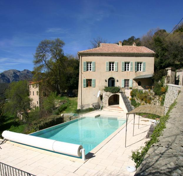 Casa Altiani - 5 Bedroom Manor House in the Corsican Mountains - Olmi Cappella - rentals