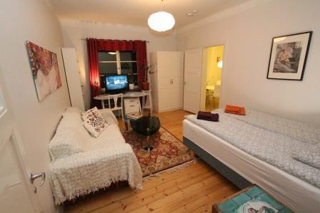 Shared Large 3 Room Apartment, Kungsholmen - Image 1 - Stockholm - rentals