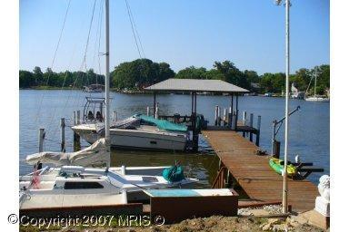 Dock - Waterfront Guest House near Baltimore & Annapolis - Pasadena - rentals