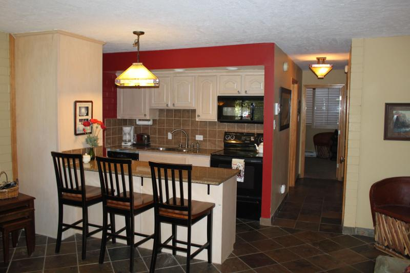 Dining & Kitchen - Updated Condo in Heart of Park City - Park City - rentals