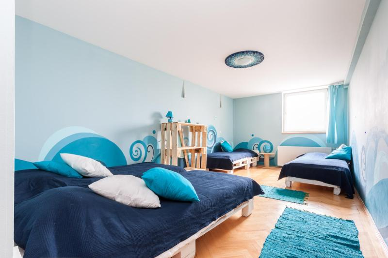 Luxury Art Apartment with 50 squiremeter rooftop - Image 1 - Budapest - rentals