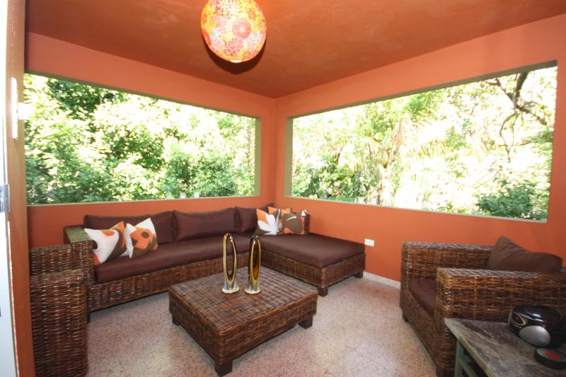 Jungle Room Overlooking Lush Arroyo - Fabulous Two Bedroom Designer Owned Home Downtown! - Vieques - rentals