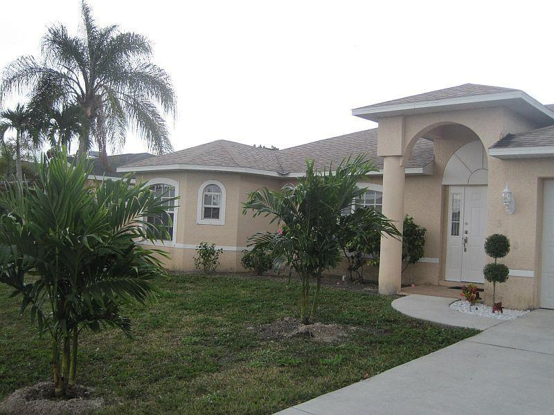 VillaDamao - Villa Damao waterfront, pool, south exposure - Cape Coral - rentals
