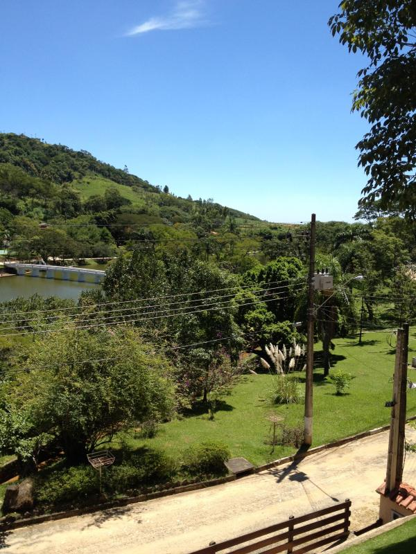 View from the Upper Deck - 5 Bedrooms in Brazilian Countryside-Serra Negra SP - Serra Negra - rentals