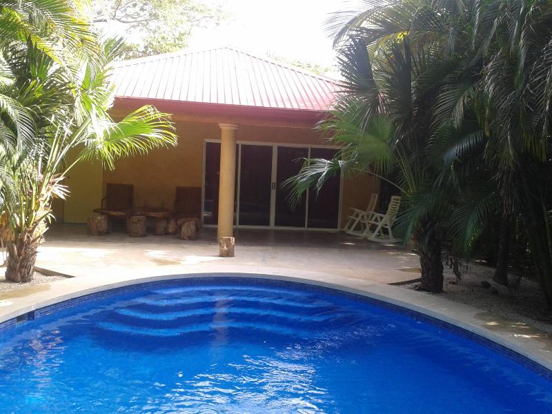 View from pool - Casa Blanca Privada - Nosara - rentals