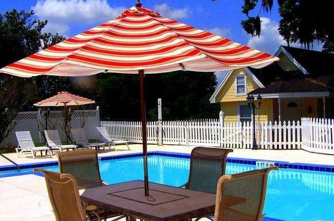 Pool area - Affordable Bed & Breakfast mins from the Villages - The Villages - rentals