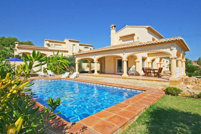 Nice villa full equipped 900 m sandbeach - Image 1 - Calpe - rentals