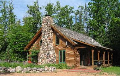 Glaciers End Log Cabin - Image 1 - Mercer - rentals