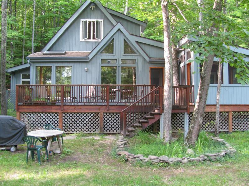 Woodstock retreat - Woodstock - Serene, Modern 2 BR Home w/Sauna - Woodstock - rentals