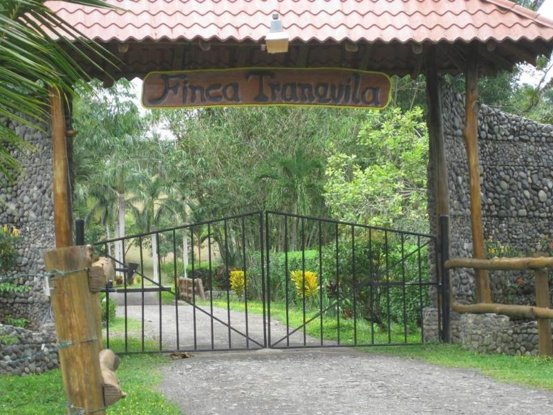 Entrance to the Property - Casa Paraiso - Quepos - rentals