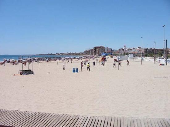 Acequion beach only 2 minutes away - 2 bed apartment only 5 mins from Naufragos beach - Torrevieja - rentals