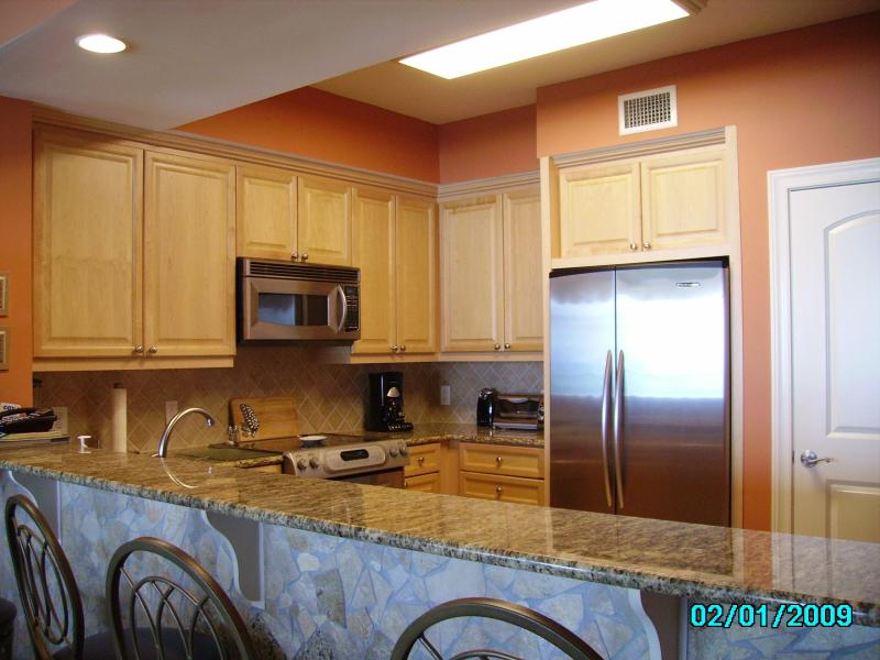Kitchen - Azure On The Gulf - Fort Walton Beach - rentals