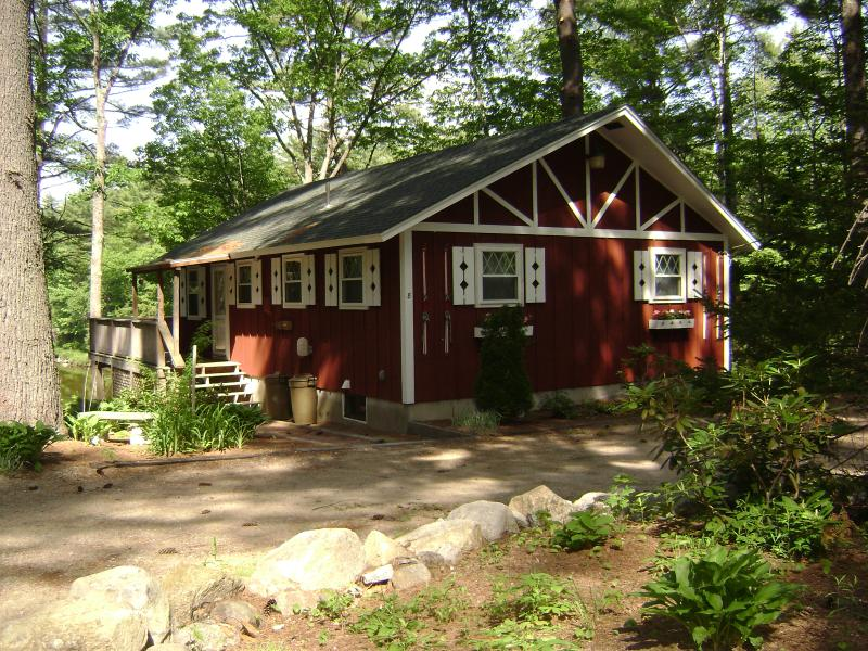 Saco River Chalet in the Pines - Saco Riverfront Cottage in the Pines - Conway - rentals
