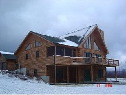 Jay Peak Ski House with 3 Master Suites - Image 1 - Lowell - rentals