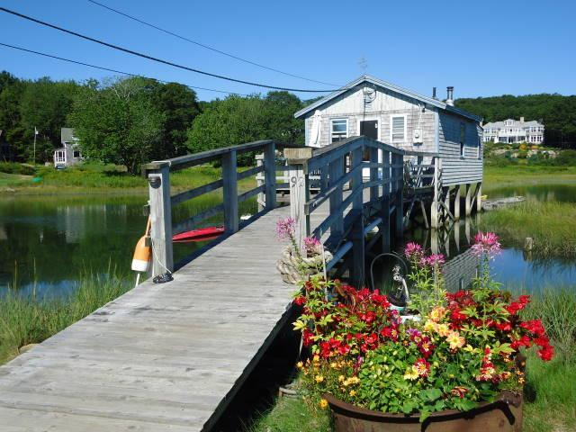 Oh What a beautiful Day! - UniqueTidal Fishhouse of Kennebunkport, Maine - Kennebunkport - rentals