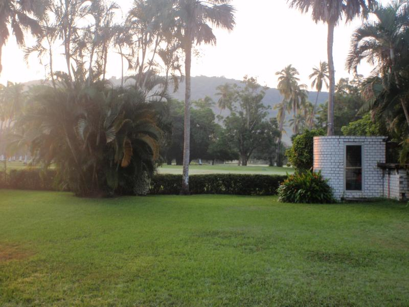 Garden - House with garden and pool in the heart of Ixtapa - Ixtapa/Zihuatanejo - rentals