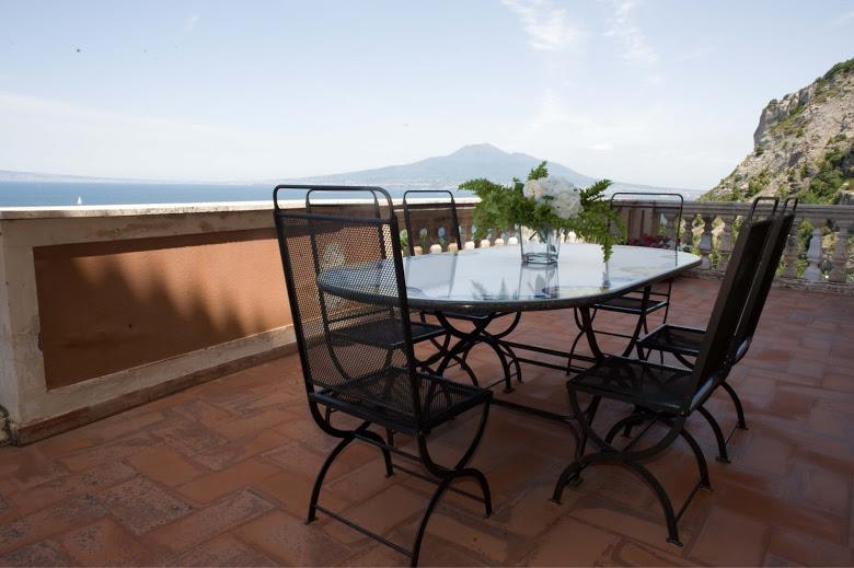 Wonderful Villa On The Sea Penisola Sorrentina - Image 1 - Vico Equense - rentals