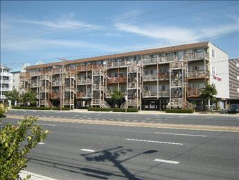 Exterior - Ocean Point II 114 52592 - Ocean City - rentals