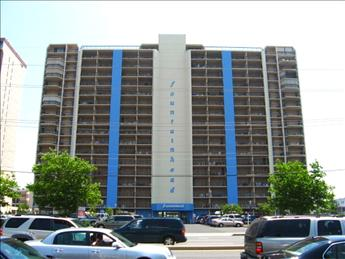 Exterior - Fountainhead Towers 1208 74443 - Ocean City - rentals